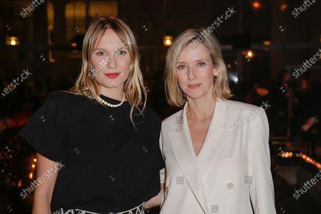 Ana Girardot and Lea Drucker