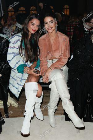 Gabrielle Caunesil and Camila Coelho