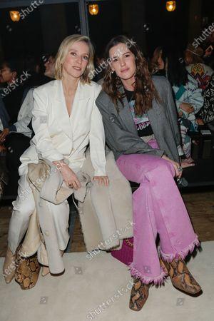 Lea Drucker and Juliette Dol