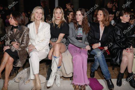 Lea Drucker, Ana Girardot, Juliette Dol, Camille Cottin