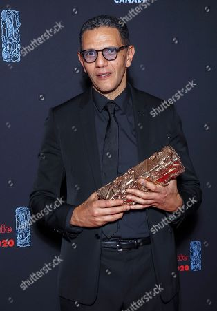 Editorial photo of 45th Cesar awards, Press Room, Paris, France - 28 Feb 2020