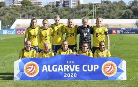 Editorial image of Sweden V Denmark, Algarve Cup, Football, Portugal - 07 Mar 2020