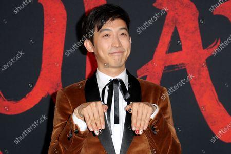 Stock Photo of Jimmy Wong