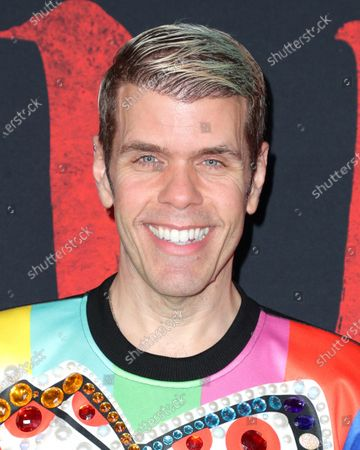 Stock Photo of Perez Hilton