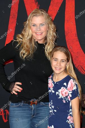 Alison Sweeney and Megan Sanov