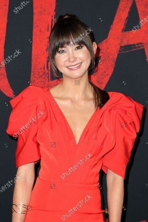 Stock Picture of Kimiko Glenn