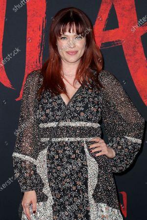 Editorial image of 'Mulan' film premiere, Arrivals, Los Angeles, USA - 09 Mar 2020
