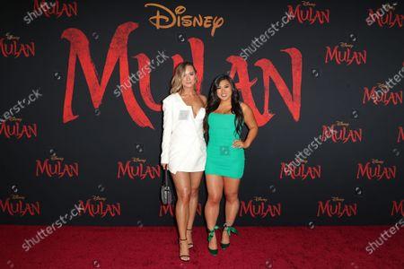Alisha Marie and Remi Cruz