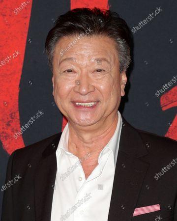 Editorial photo of 'Mulan' film premiere, Arrivals, Los Angeles, USA - 09 Mar 2020