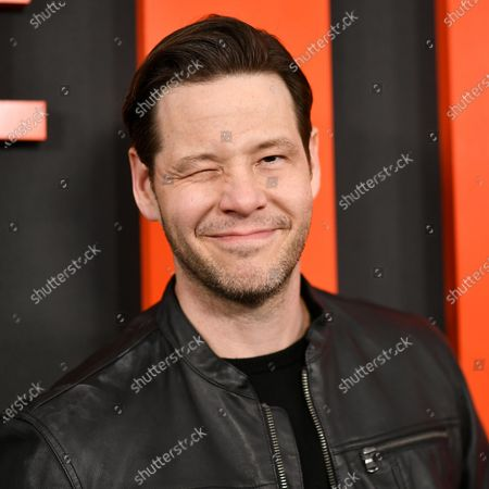 Stock Picture of Ike Barinholtz