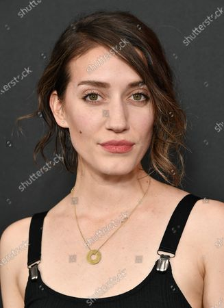 Editorial photo of 'The Hunt' special screening, Arrivals, Los Angeles, USA - 09 Mar 2020