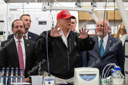 Editorial photo of Trump Virus Outbreak, Atlanta, USA - 06 Mar 2020