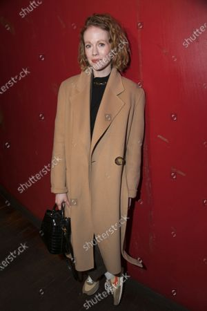 Stock Photo of Zoe Boyle