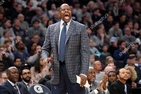 Editorial picture of Villanova Georgetown Basketball, Washington, USA - 07 Mar 2020