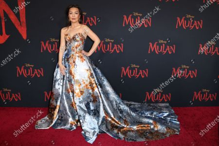 Stock Picture of Ming-Na Wen