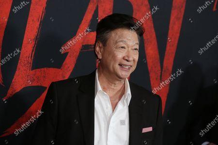 Stock Photo of Tzi Ma