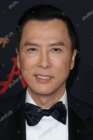 Stock Image of Donnie Yen