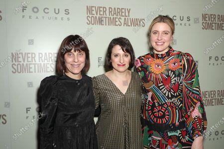Caren Spruch(Planned Parenthood), Eliza Hittman (Writer, Director), Eliza Hittman (Writer,Director), Greta Gerwig