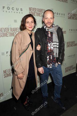 Maggie Gyllenhaal, Peter Sarsgaard