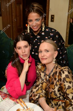 Editorial picture of KTW Monday Muse dinner, Fortnum's, London, UK - 09 Mar 2020