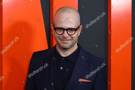 "Damon Lindelof arrives at the LA Special Screening of ""The Hunt,"" at the ArcLight Hollywood, in Los Angeles"