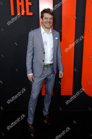 "Jason Blum arrives at the LA Special Screening of ""The Hunt,"" at the ArcLight Hollywood, in Los Angeles"