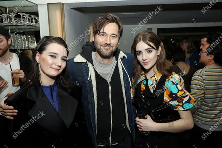 "Editorial picture of New York Special Screening of Focus Features' ""Never Rarely Sometimes Always"" - After Party held at Metrograph, USA - 09 Mar 2020"