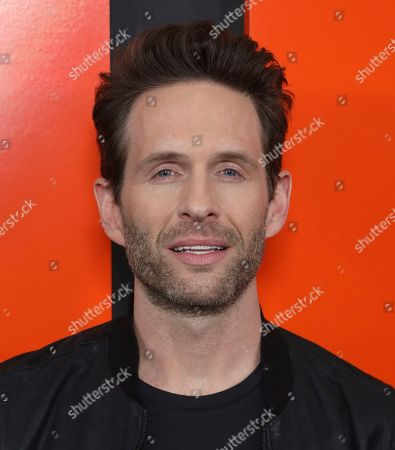 """Glenn Howerton arrives at the LA Special Screening of """"The Hunt"""" at the ArcLight Hollywood on in Los Angeles"""