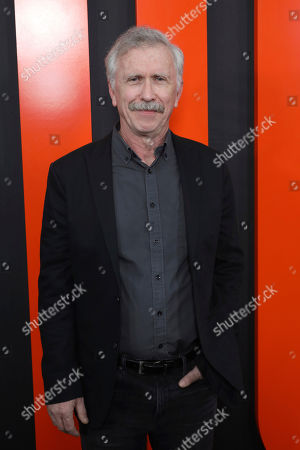 """Stock Image of Steve Coulter arrives at the LA Special Screening of """"The Hunt"""" at the ArcLight Hollywood on in Los Angeles"""