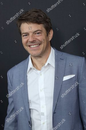 "Jason Blum arrives at the LA Special Screening of ""The Hunt"" at the ArcLight Hollywood on in Los Angeles"