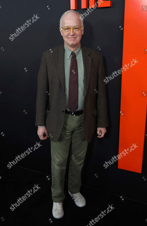 "Reed Birney arrives at the LA Special Screening of ""The Hunt"" at the ArcLight Hollywood on in Los Angeles"