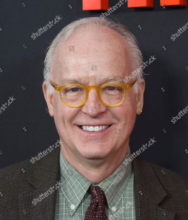 "Stock Picture of Reed Birney arrives at the LA Special Screening of ""The Hunt"" at the ArcLight Hollywood on in Los Angeles"