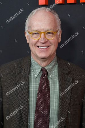 "Stock Image of Reed Birney arrives at the LA Special Screening of ""The Hunt"" at the ArcLight Hollywood on in Los Angeles"