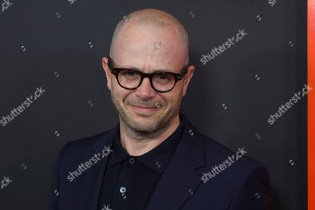 "Damon Lindelof arrives at the LA Special Screening of ""The Hunt"" at the ArcLight Hollywood on in Los Angeles"