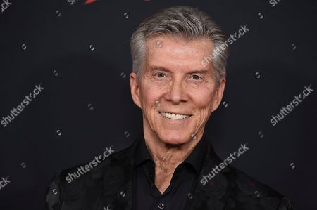 """Michael Buffer arrives at the Los Angeles premiere of """"Mulan"""" at the Dolby Theatre on"""
