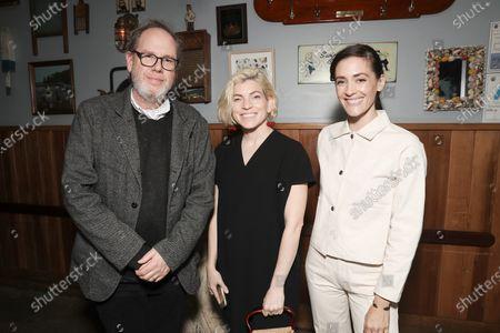 Albert Berger, Bridget Savage Cole and Danielle Krudy