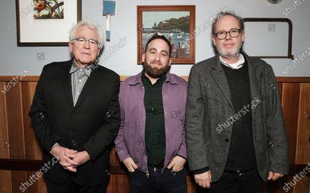 Stock Photo of Ron Yerxa, Alex Scharfman and Albert Berger