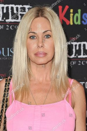 """Shauna Sand attends the LA premiere of """"My Truth: The Rape of 2 Coreys"""" at the Directors Guild of America, in Los Angeles"""