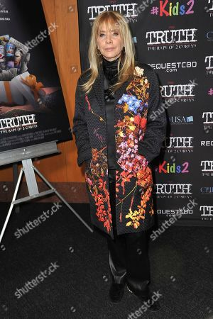 """Editorial photo of LA Premiere of """"My Truth: The Rape of 2 Coreys """", Los Angeles, USA - 09 Mar 2020"""