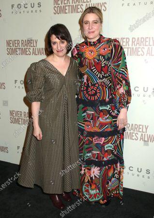 Eliza Hittman and Greta Gerwig