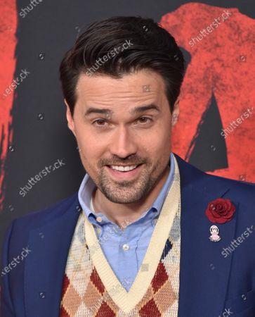 Stock Photo of Brett Dalton