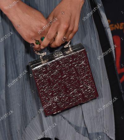 Jordin Sparks, bag detail