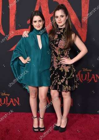 Editorial picture of 'Mulan' film premiere, Arrivals, Los Angeles, USA - 09 Mar 2020
