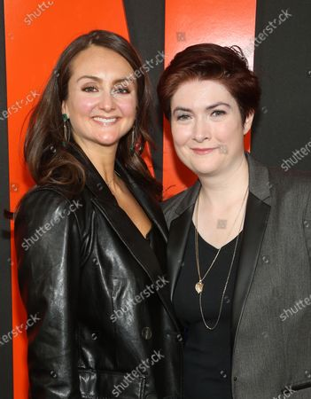 Editorial picture of 'The Hunt' special screening, Arrivals, Los Angeles, USA - 09 Mar 2020
