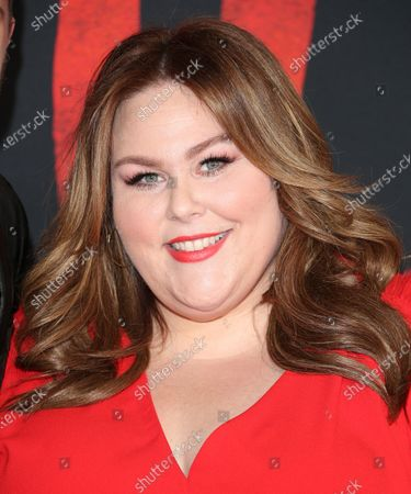 Stock Photo of Chrissy Metz