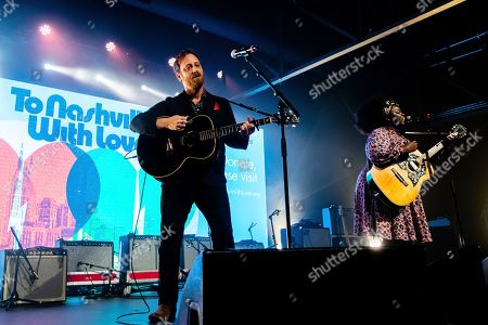 Editorial picture of To , With Love Benefit Concert, Nashville, USA - 09 Mar 2020