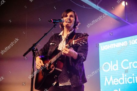 Editorial image of To , With Love Benefit Concert, Nashville, USA - 09 Mar 2020