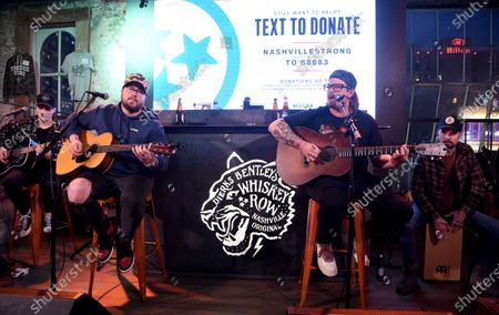 Mitchell Tenpenny and Hardy