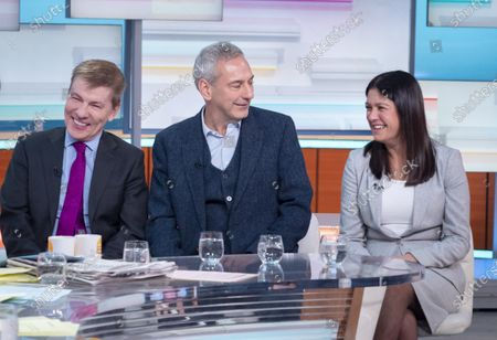 Andrew Pierce, Kevin Maguire and Lisa Nandy