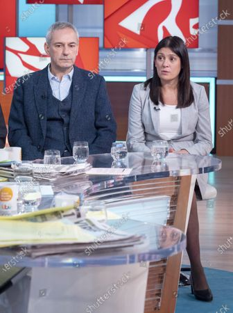 Kevin Maguire and Lisa Nandy